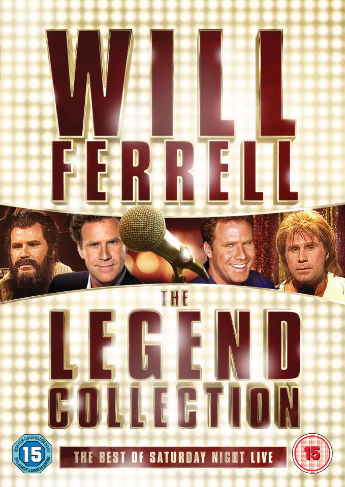 The Will Ferrell Collection
