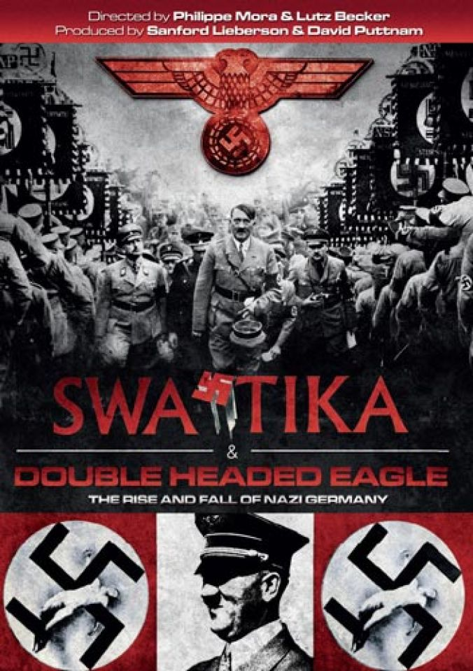 Swastika / Double Headed Eagle: The Nazification of Germany