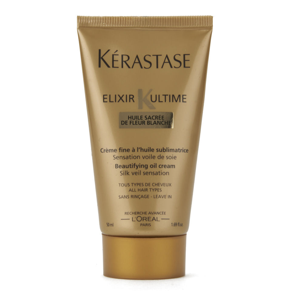k rastase elixir ultime creme fine 50ml free gift. Black Bedroom Furniture Sets. Home Design Ideas