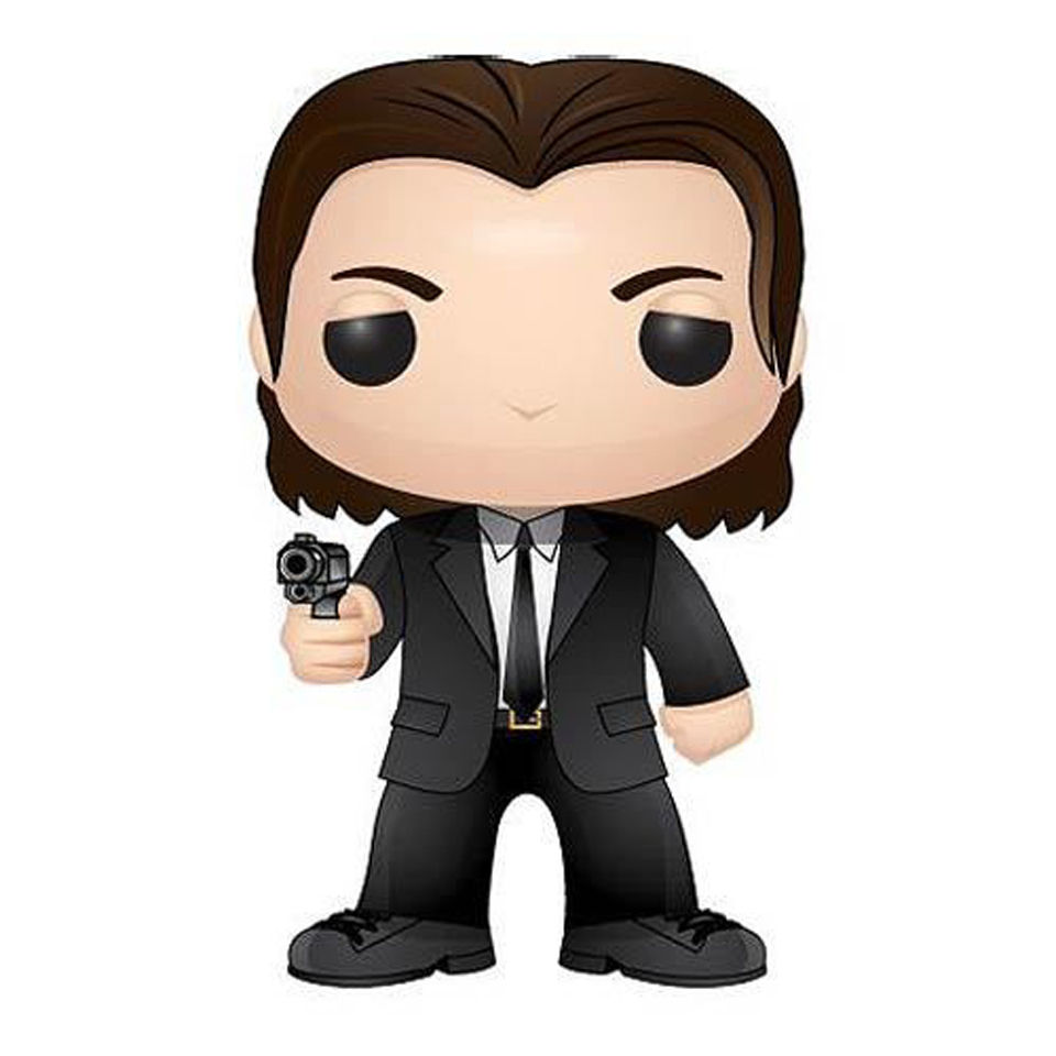 Pulp Fiction Vincent Vega Pop! Vinyl Figure