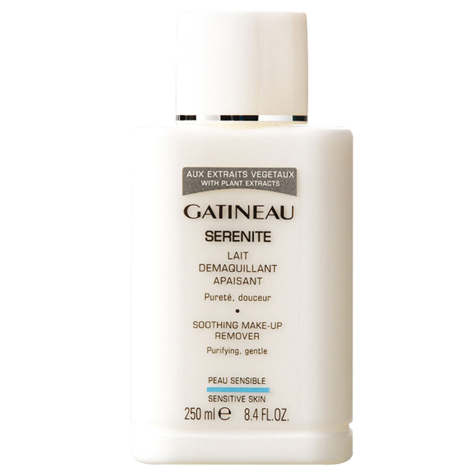 Gatineau Serenite Soothing Make Up Remover For Sensitive Skin (250ml) |  Free Shipping | Lookfantastic