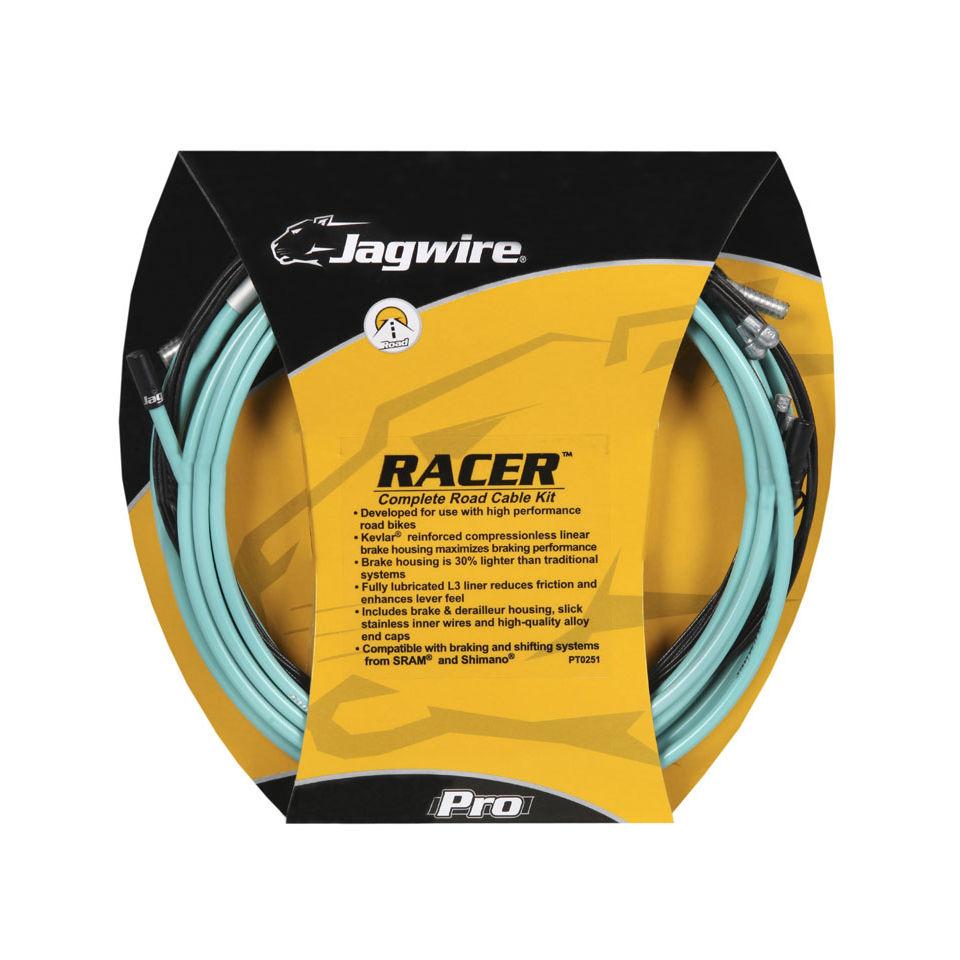 Bianchi Celeste Jagwire Pro Brake Cable Kit Road SRAM//Shimano