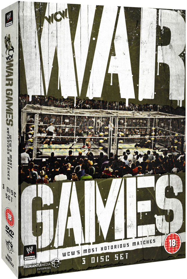 WWE: The Best of War Games