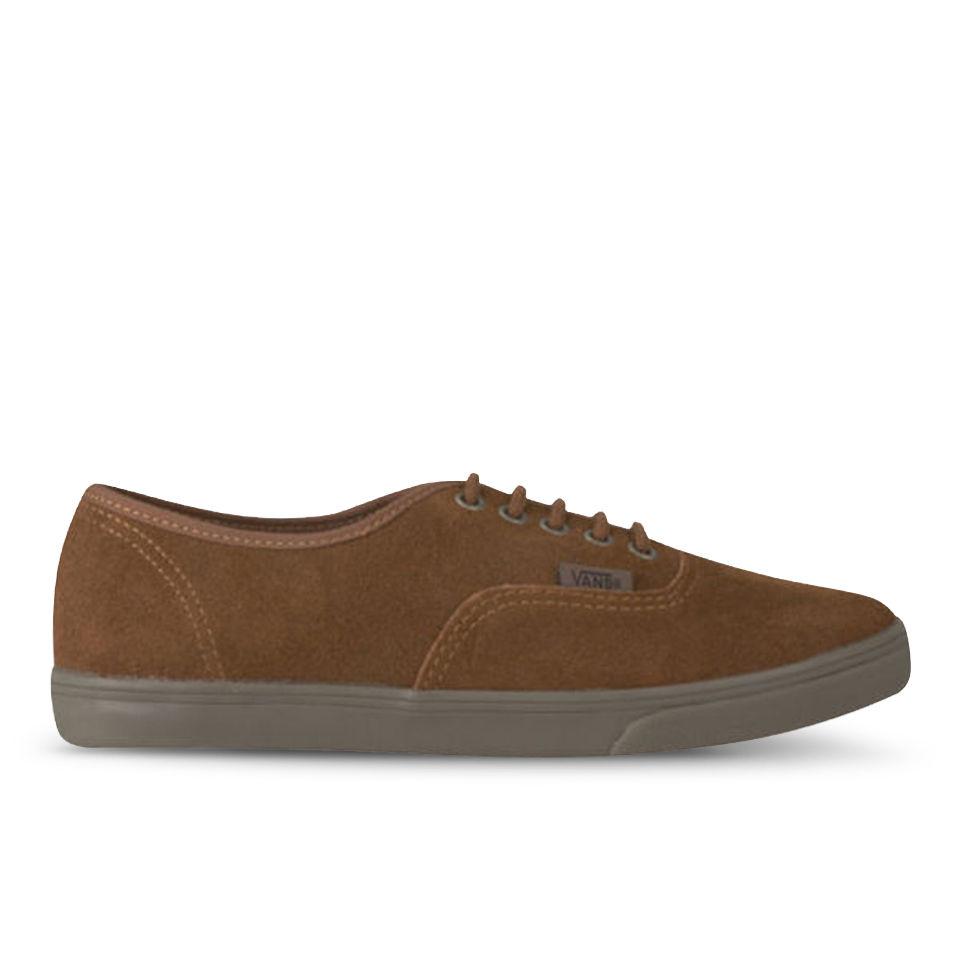 super popular beb0b ccb63 Vans Damen Authentic Lo Pro Wildleder Sneaker - Braun