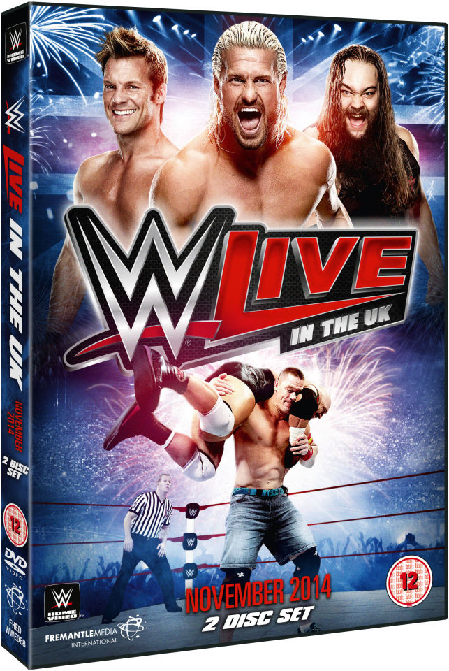 WWE: Live In The UK - November 2014