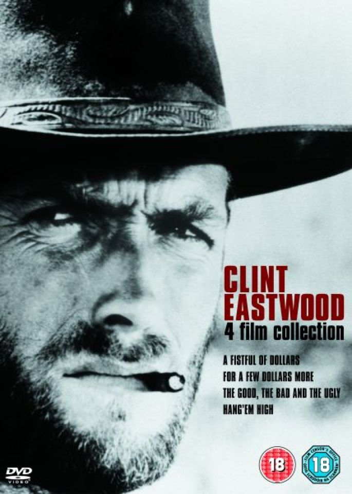 Clint Eastwood - Red Tag Box Set