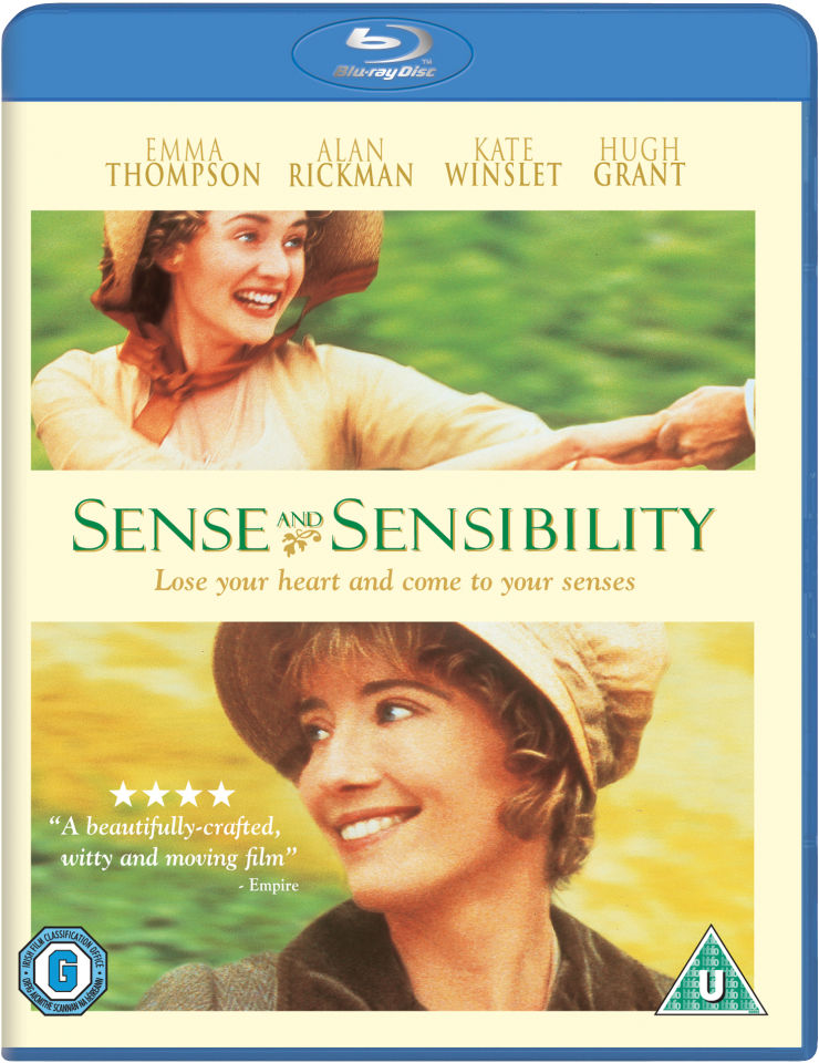 Sense and Sensibility (Includes UltraViolet Copy)