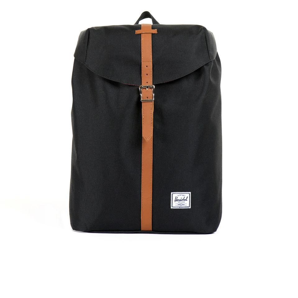 1efa22eae95 Classic Post Backpack - Black Herschel Supply Co. Classic Post Backpack -  Black
