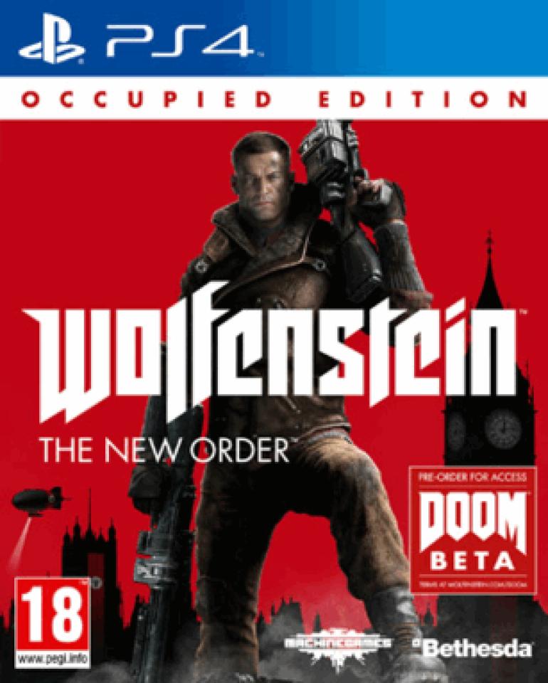 دانلود بازی wolfenstein the new order