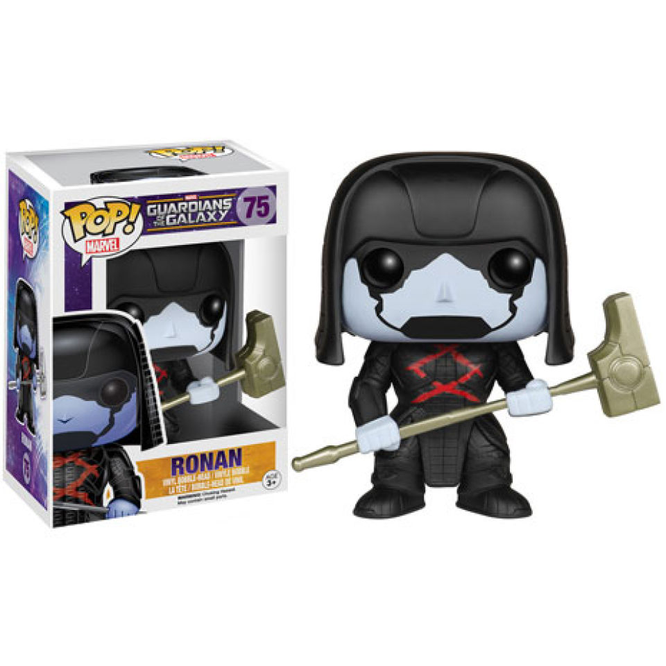 Marvel Guardians of the Galaxy Ronan Pop! Vinyl Figure