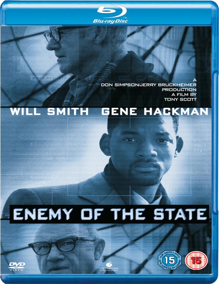 Enemy Of The State Blu Ray Zavvi Uk