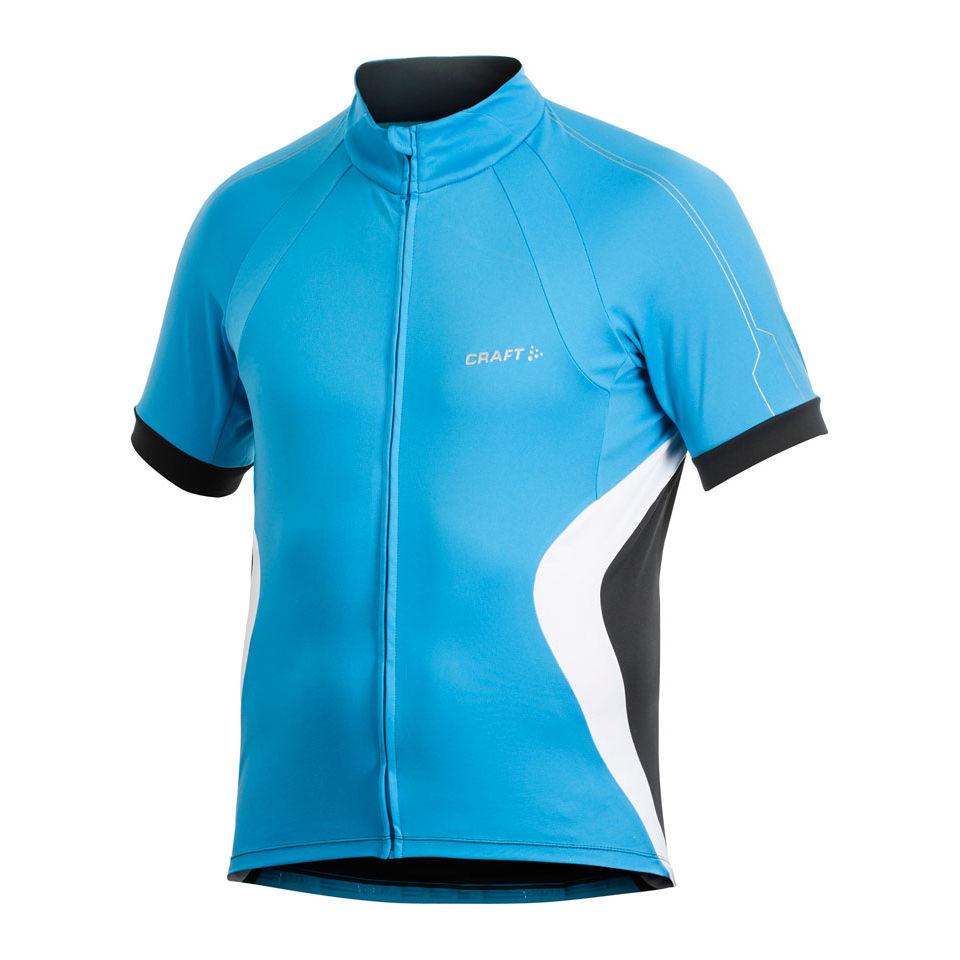 Craft performance bike ss fz cycling jersey probikekit uk for Craft mountain bike clothing