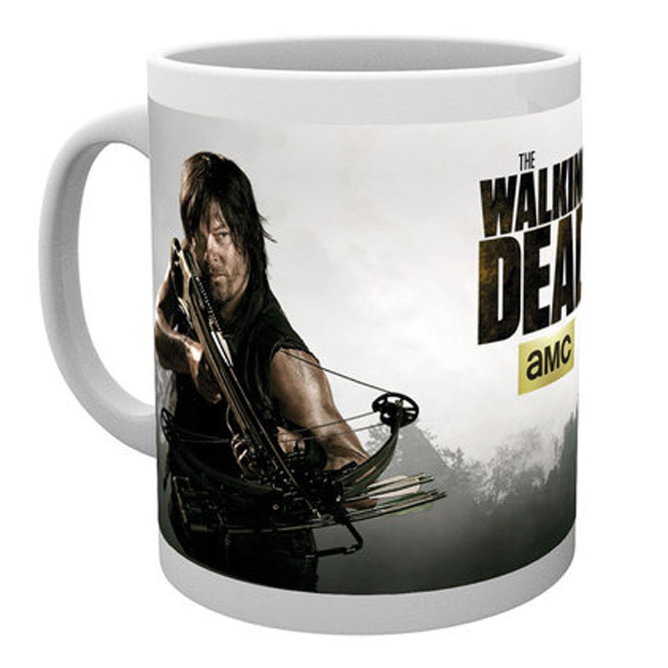 The Walking Dead Daryl Mug Merchandise Zavvi