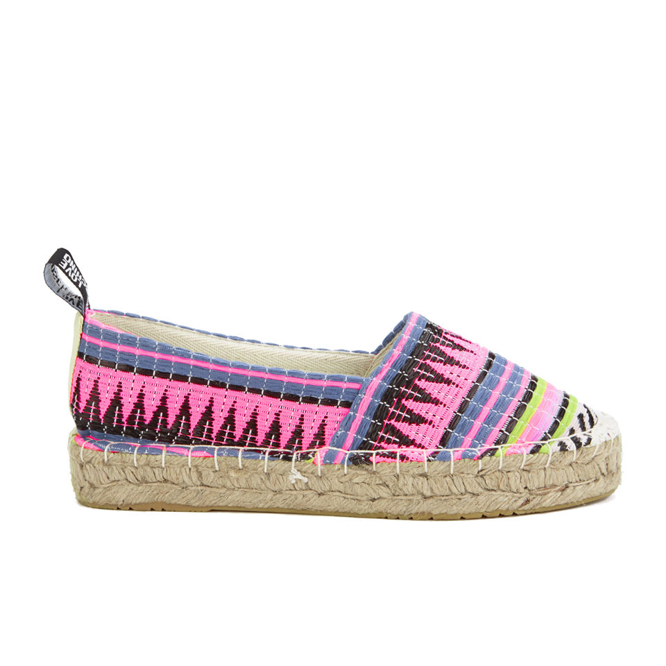 f5002731a ... Love Moschino Women's Slip On Printed Espadrilles - Aztec Multi Print