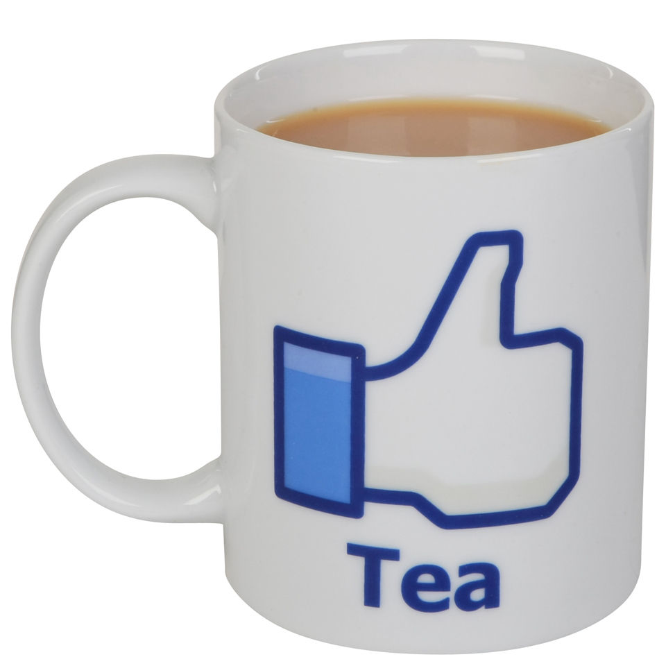 Social Like Mug - Tea   IWOOT