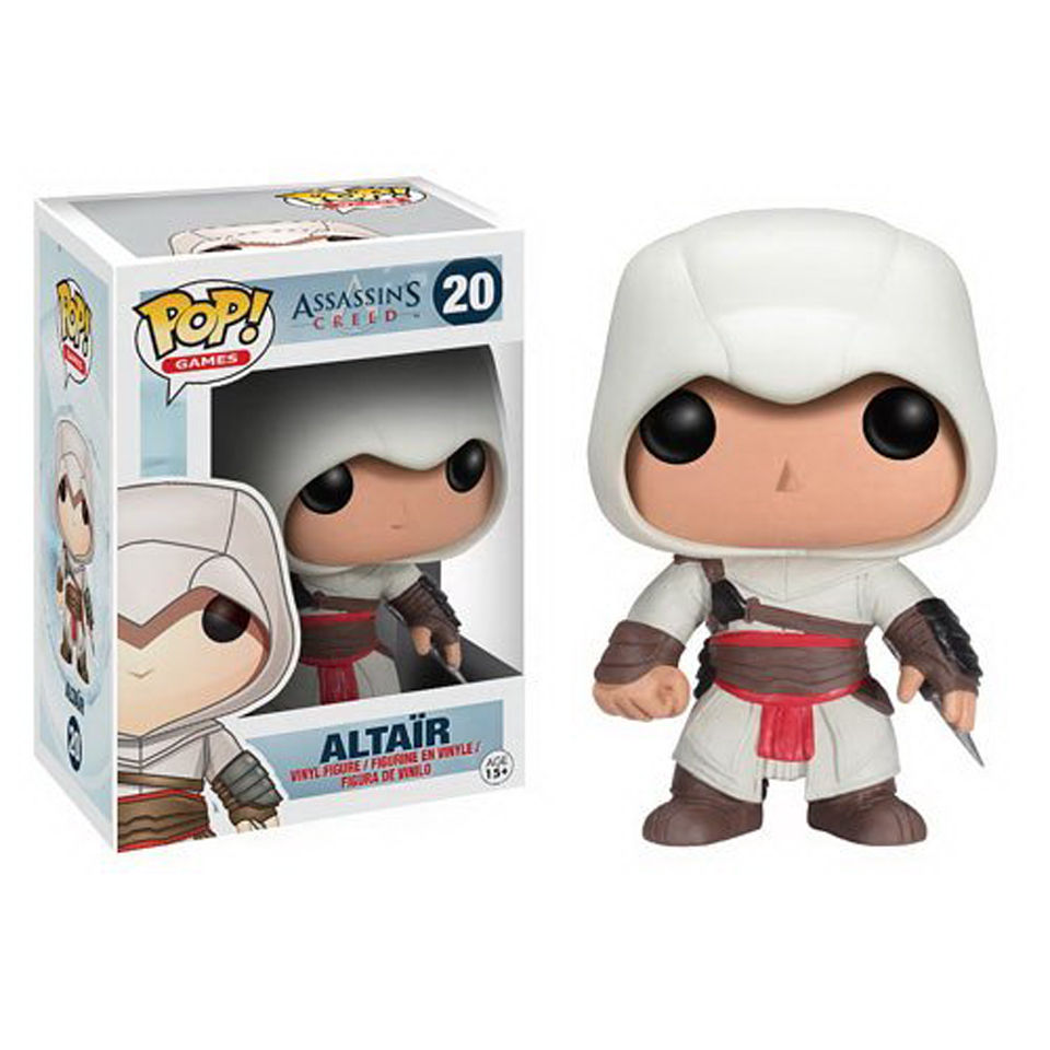 Assassins Creed Altair Pop! Vinyl Figure