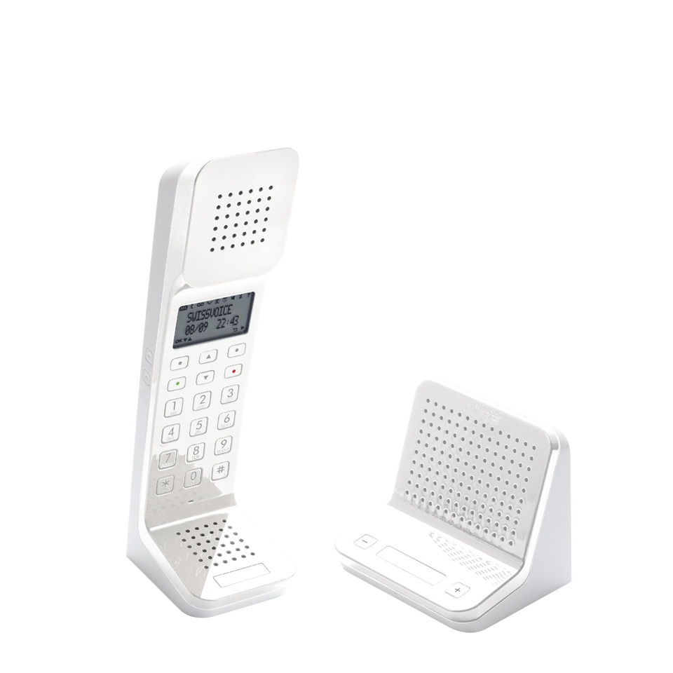 Swissvoice L7 Cordless Digital Designer Telephone With Stand Alone