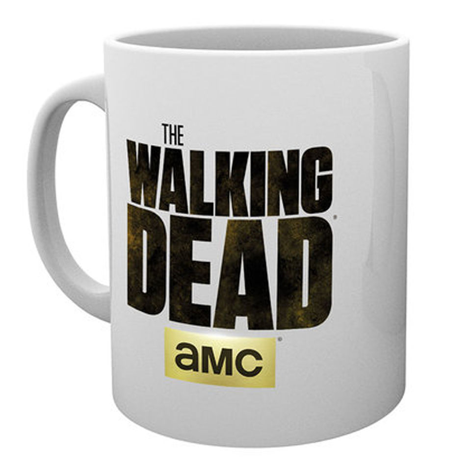 The Walking Dead Logo Mug