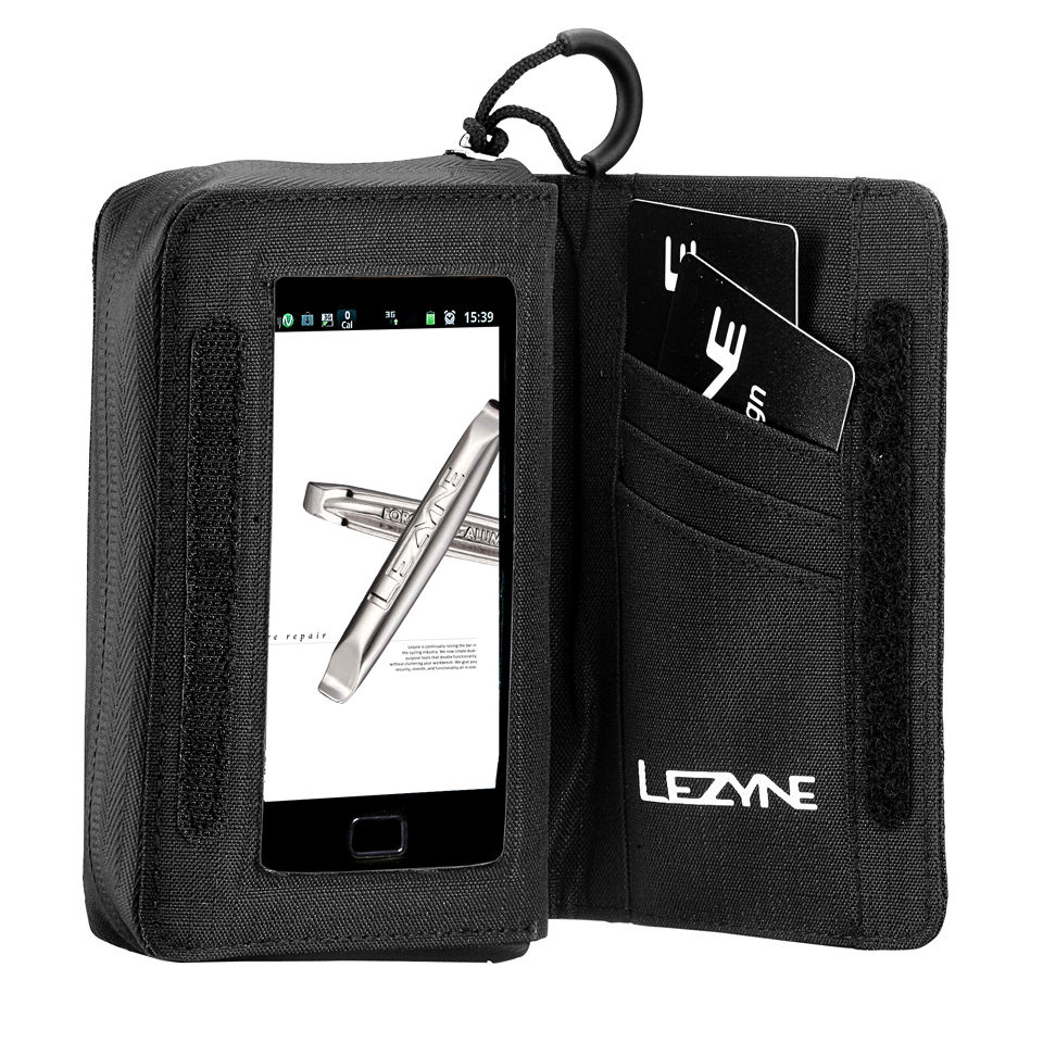 Lezyne Phone Wallet - Black
