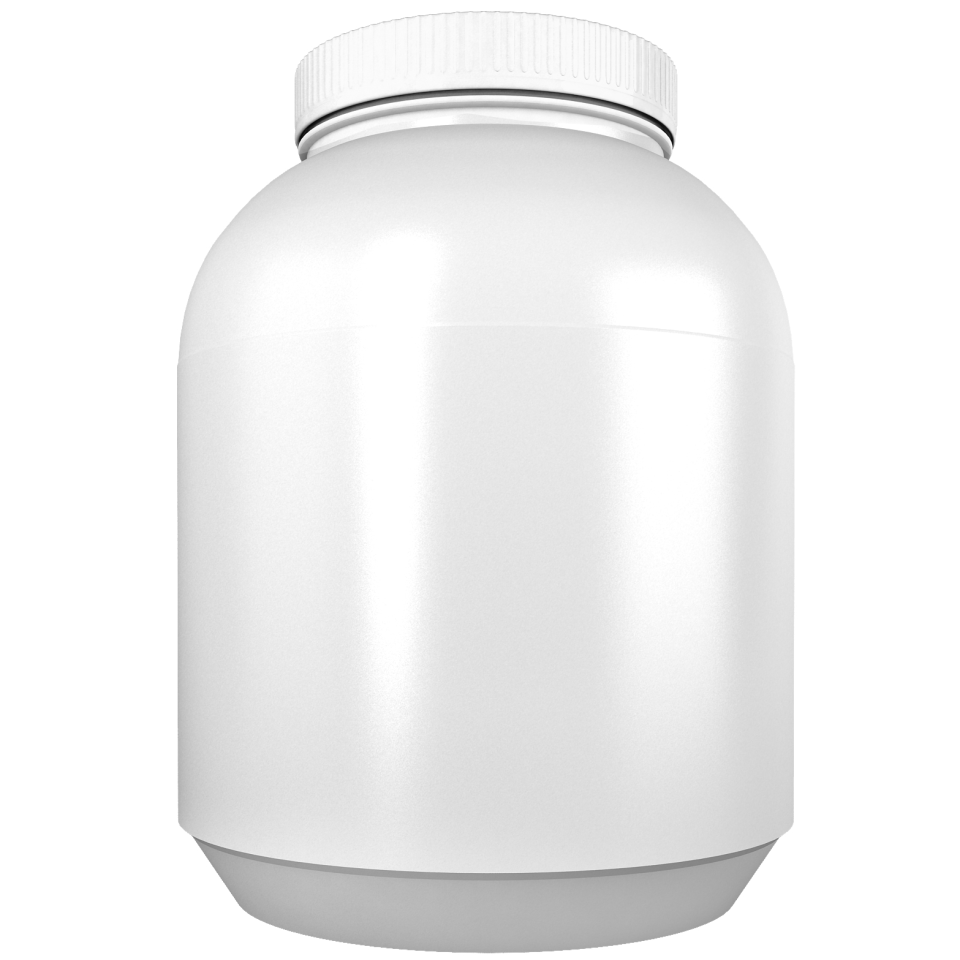 Myprotein Screw Top Tub Food - 1250ml