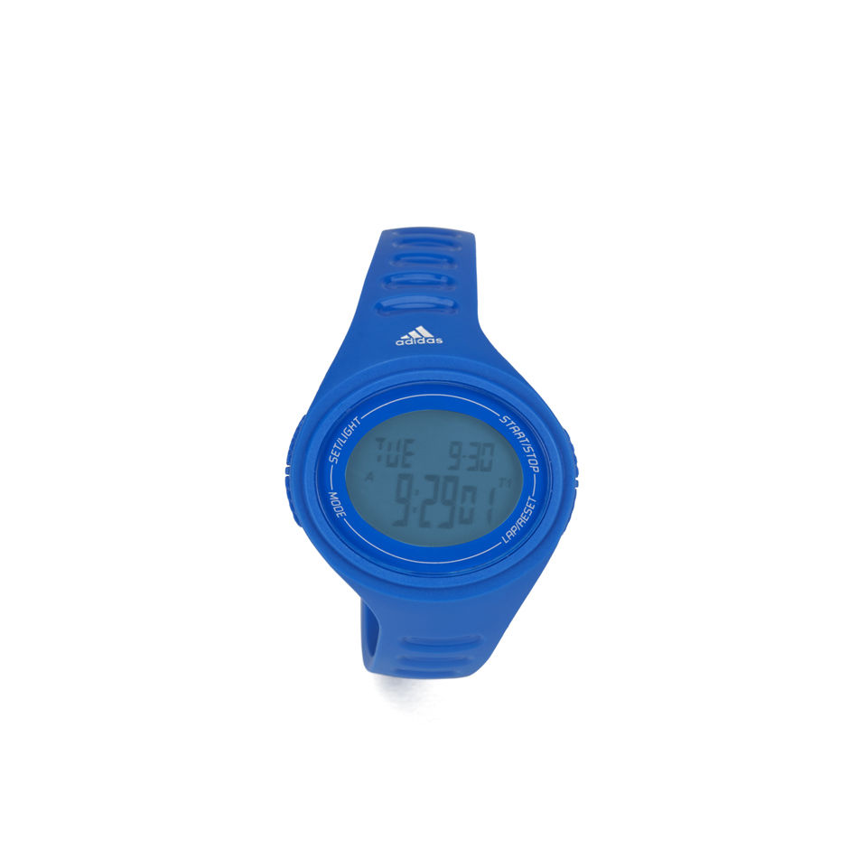 incondicional cascada Aburrir  adidas Performance Watches Adizero Basic Mid 49mm Watch - Blue |  ProBikeKit.com