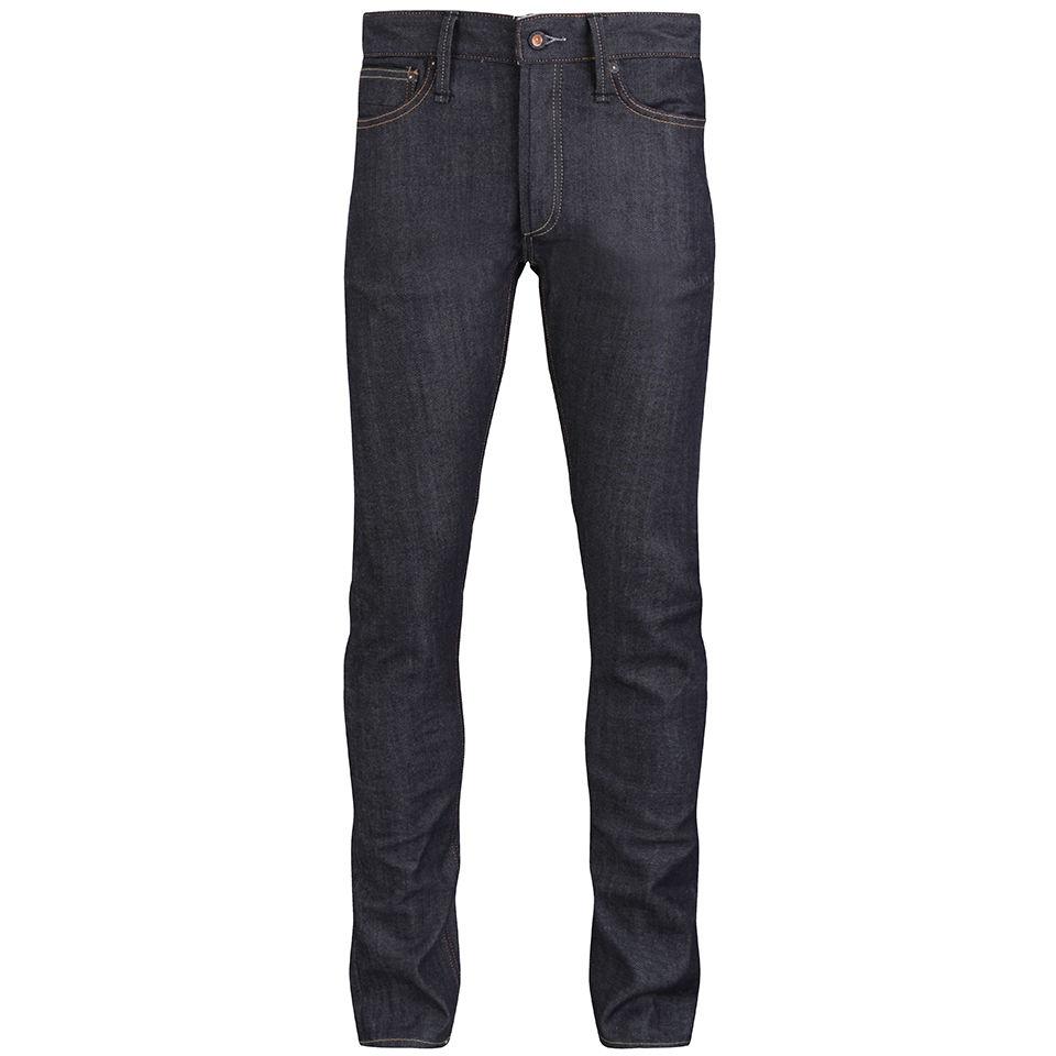 0ee6144d Denham Men's Bolt MVS Mid Rise Skinny Jeans - Indigo - Free UK ...
