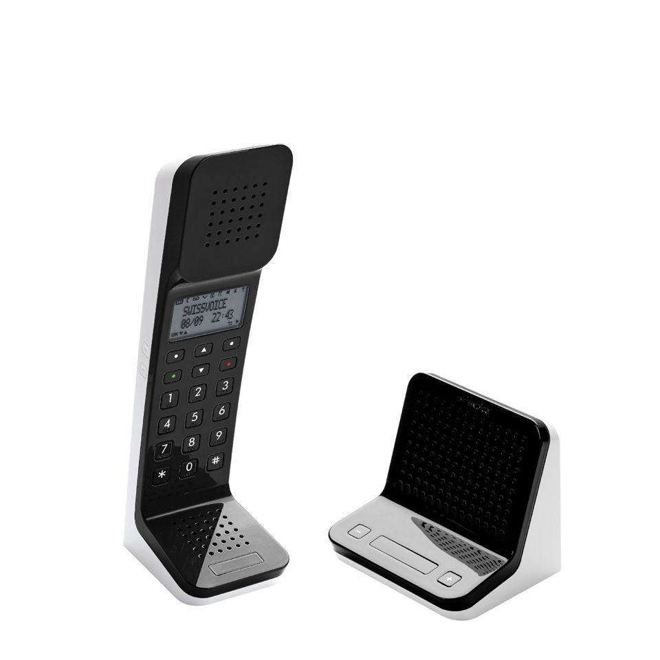 Swissvoice L7 Cordless Digital Designer Telephone with stand alone ...