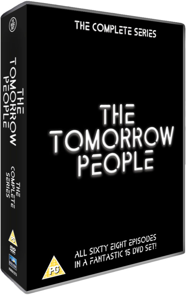 The Tomorrow People The Complete Series Dvd Zavvi
