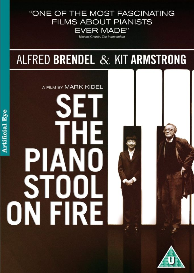 Set the Piano Stool on Fire
