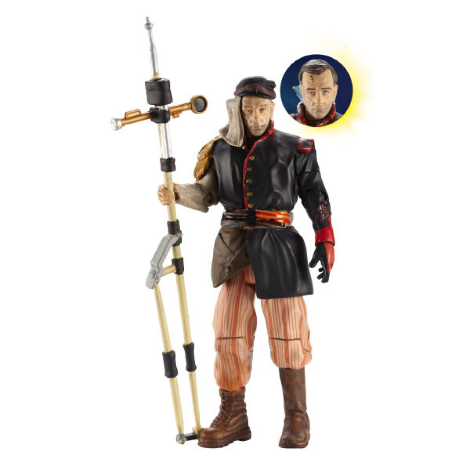 Doctor Who Series 6 Action Figure - Uncle