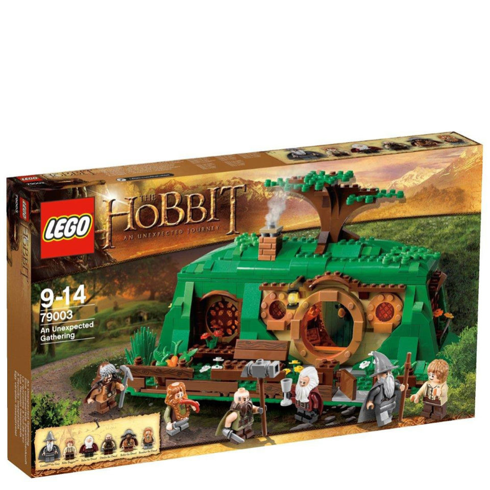 Lego The Hobbit An Unexpected Gathering 79003 Iwoot
