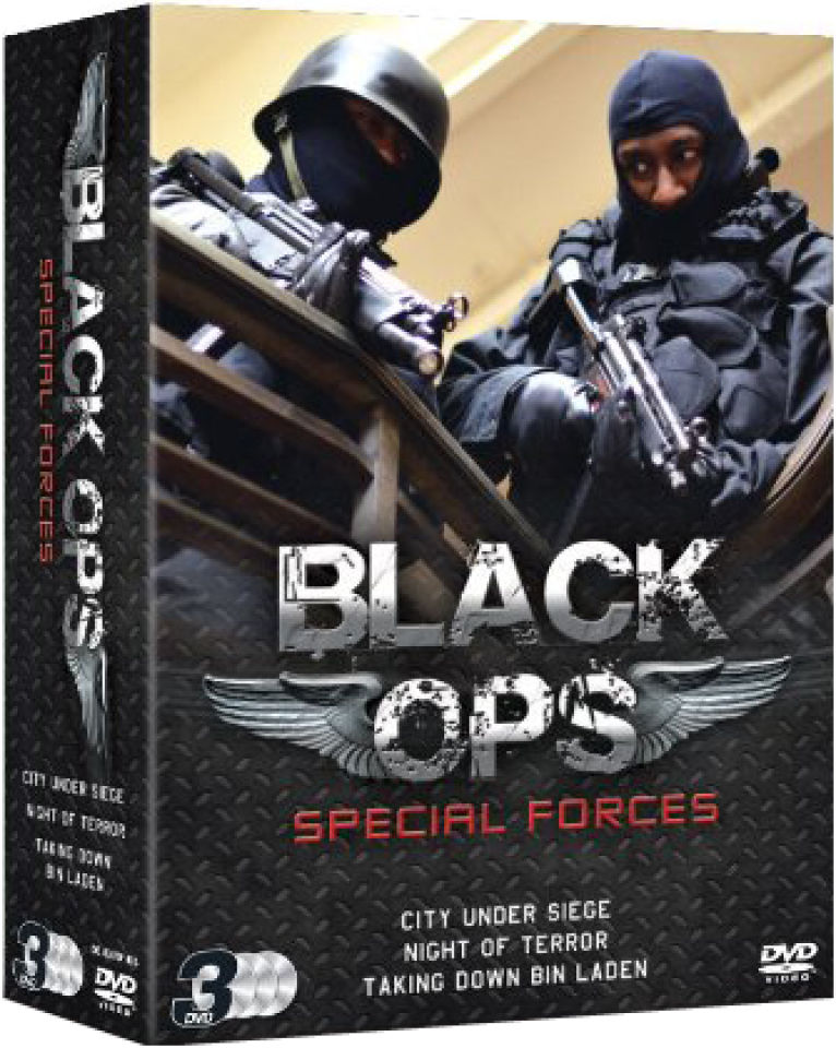 Black Ops: Special Forces