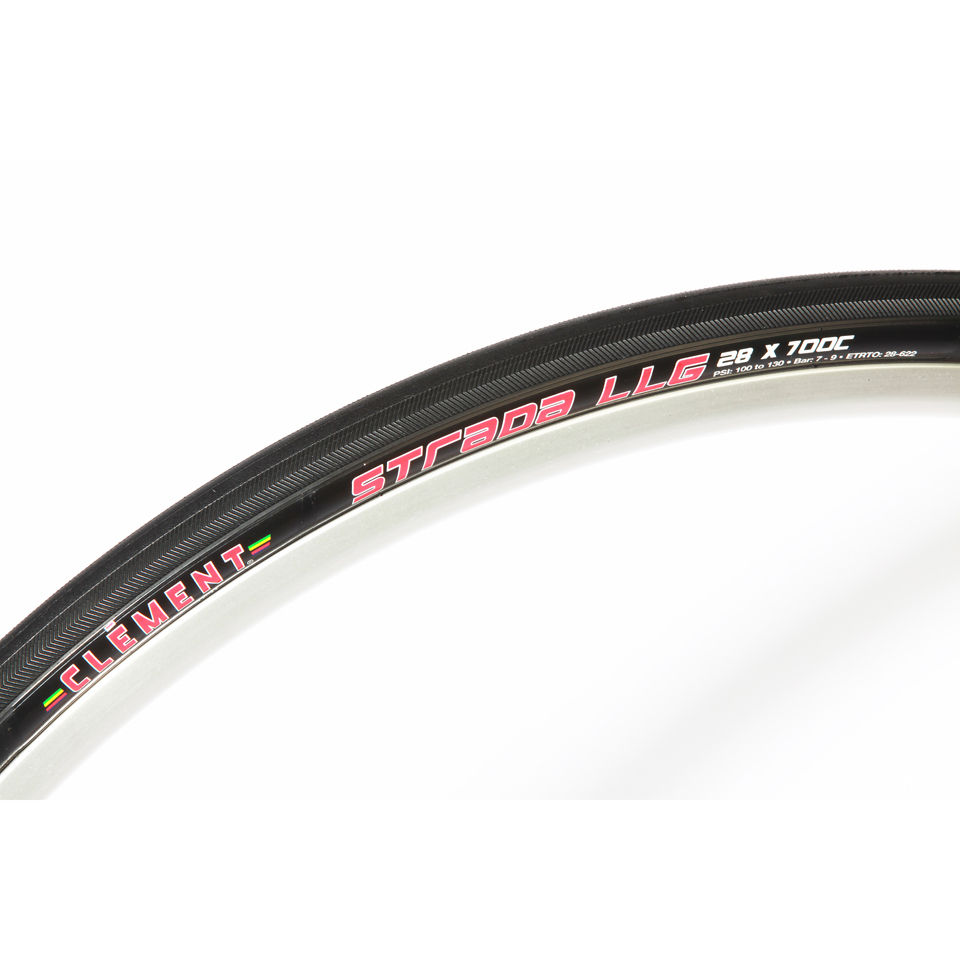 Clement Strada LGG Folding Road Tyre 60 TPI