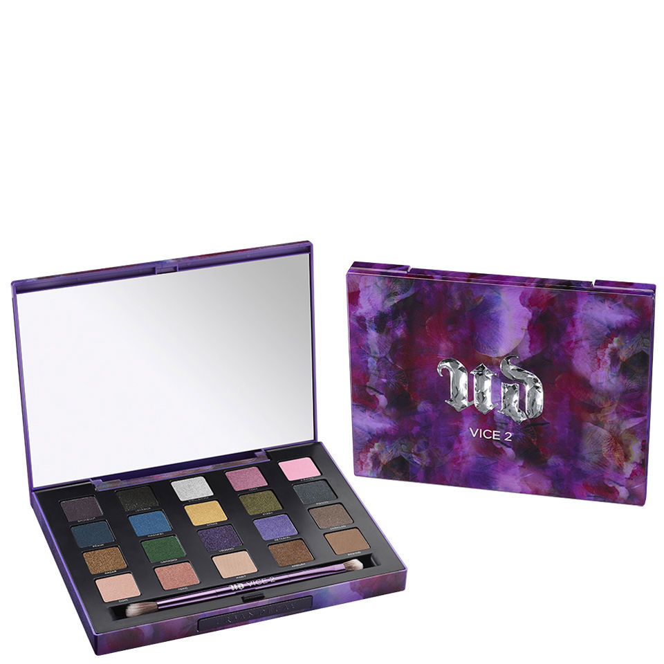 Anna's Blogs: Urban Decay Naked 1 & 2 palette review |Urban Decay Palette 2