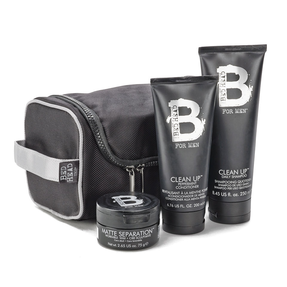 Sorry, unfortunately this product is currently out of stock. Other customers purchased instead. TIGI Bed Head For Men Player Gift Set