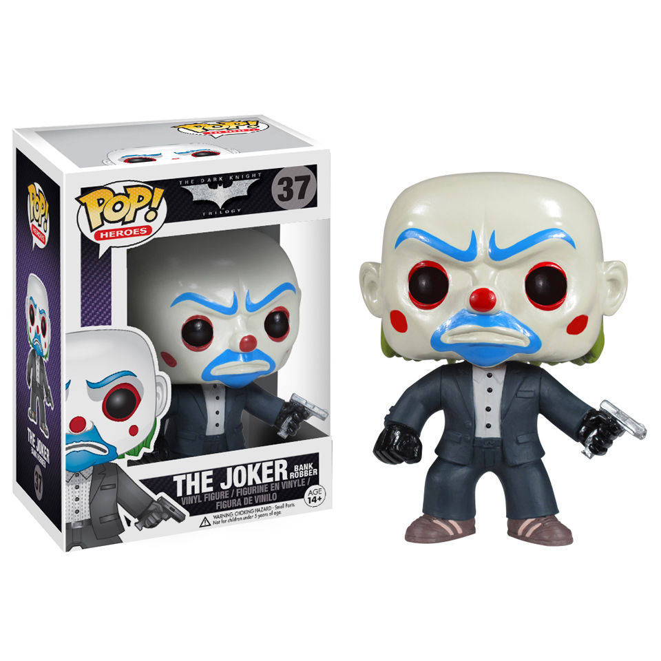 Figurine Le Joker -Batman Dark Night Funko Pop!