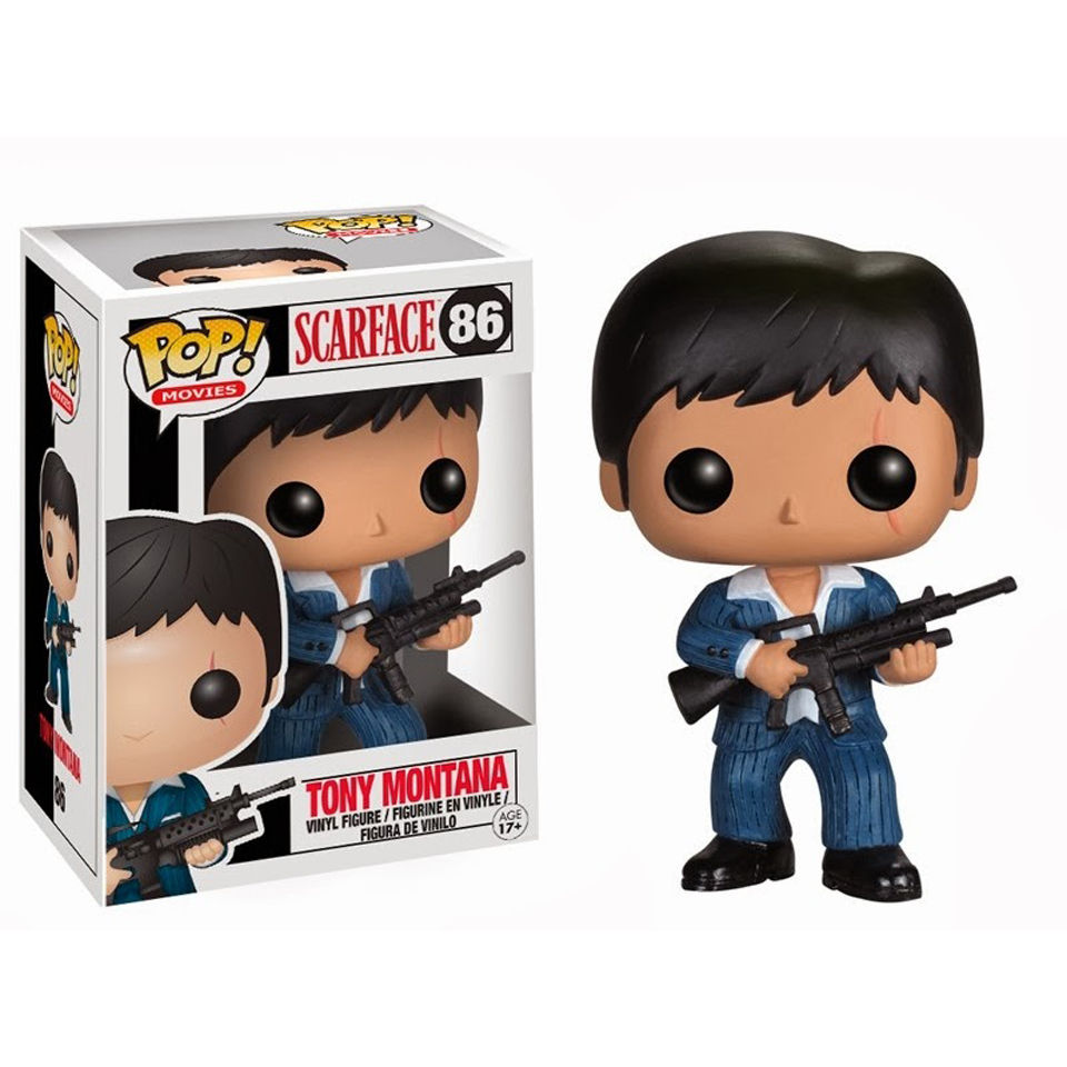 Scarface Tony Montana Pop! Vinyl Figure