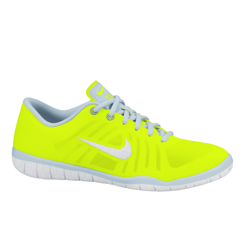 07409635c8c7 Nike Women s Free 3.0 Studio Dance Trainers - Volt Green Sports   Leisure