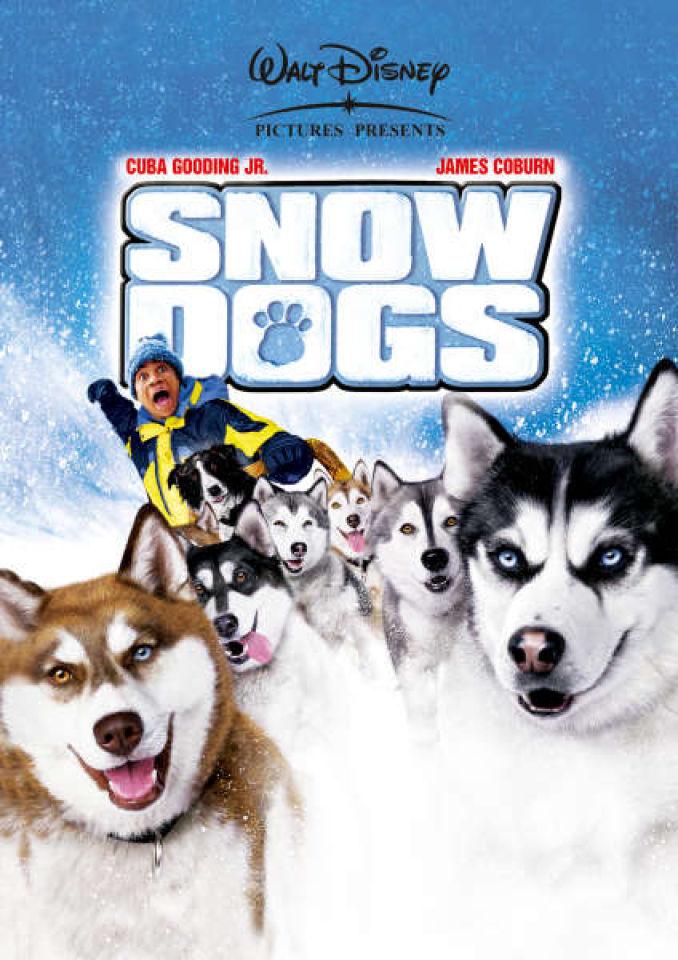 Snow Dogs Dvd Zavvi