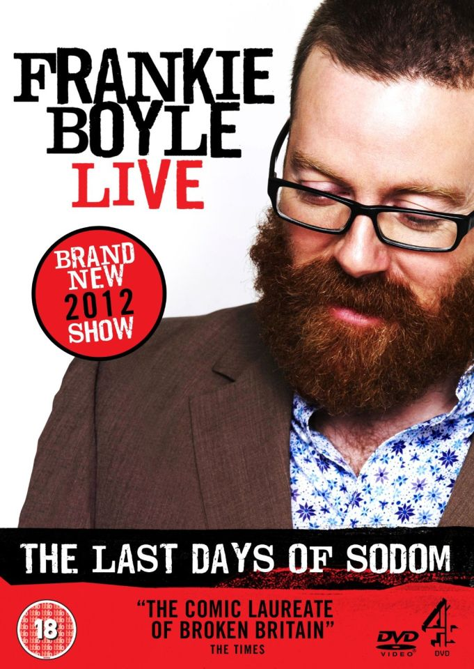 Frankie Boyle - The Last Days of Sodom