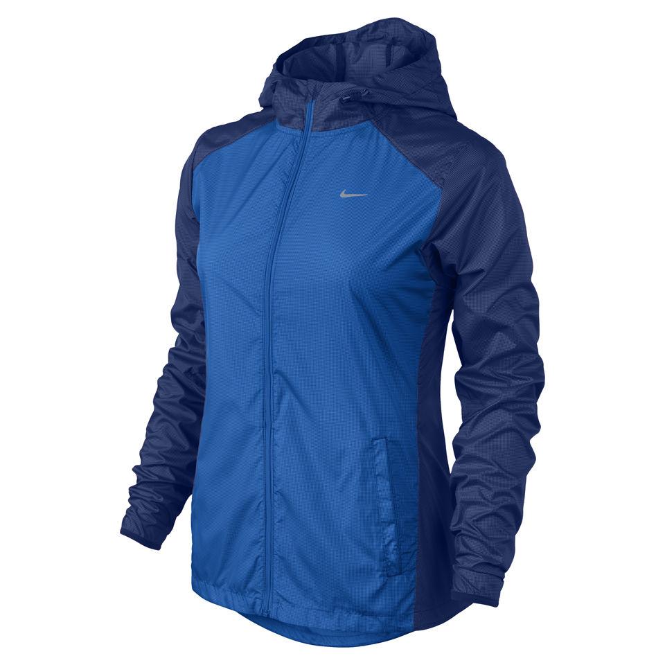 Woven Damen Jacke Nike Kobaltblau Racer dorCxWBe