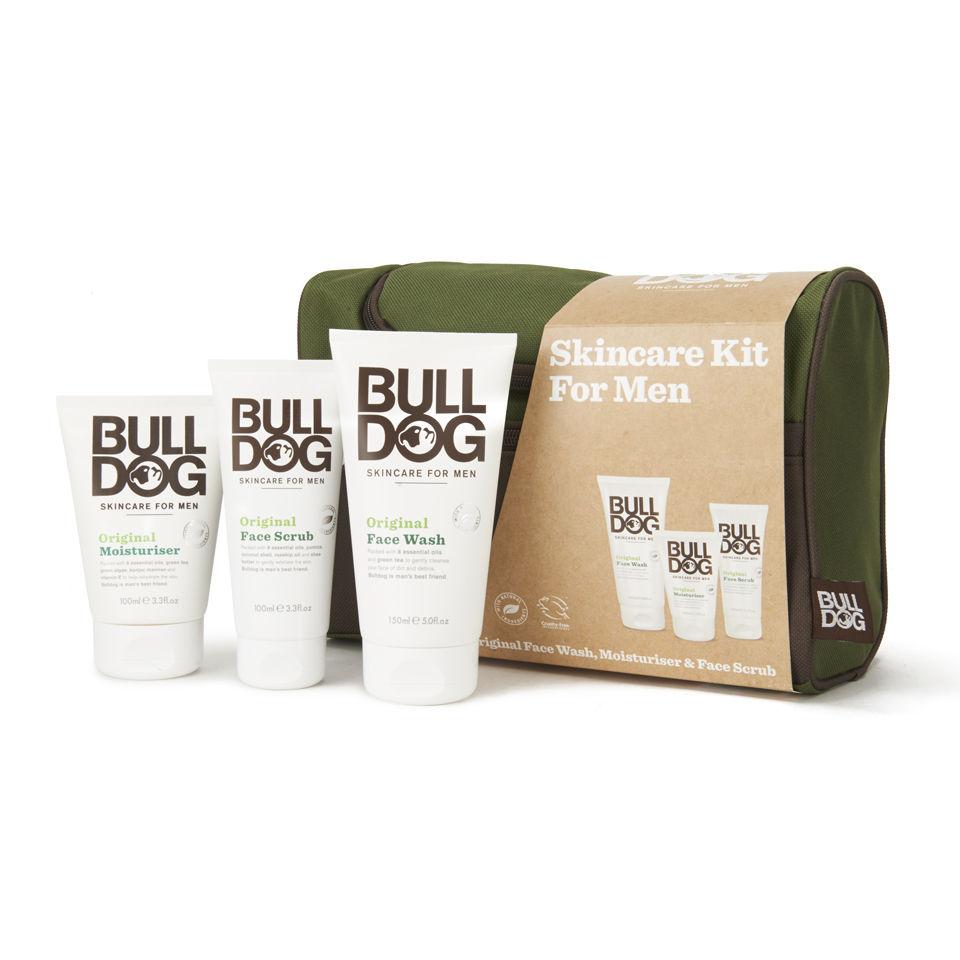 Bulldog Skincare Kit For Men Worth 25 Free Shipping Lookfantastic