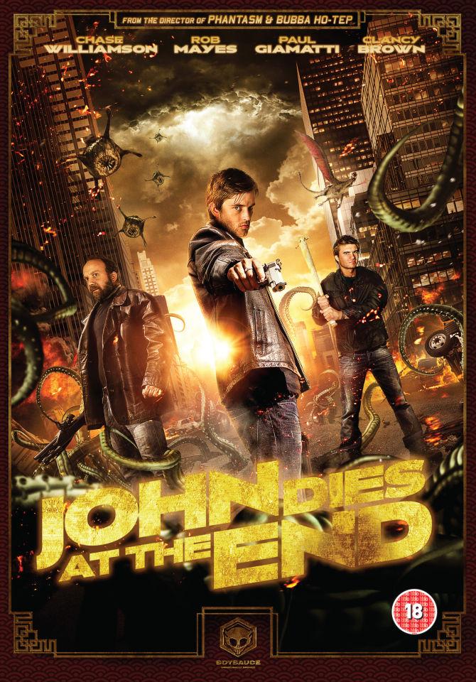 John Dies At The End Vanilla Version Dvd Zavvi