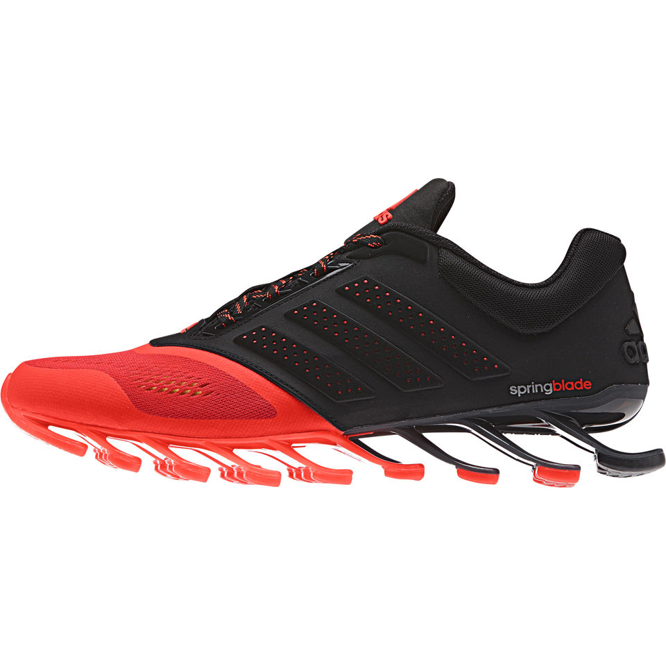 save off d70a5 a0e27 adidas Men's Springblade Drive 2 Running Shoes - Black/Red