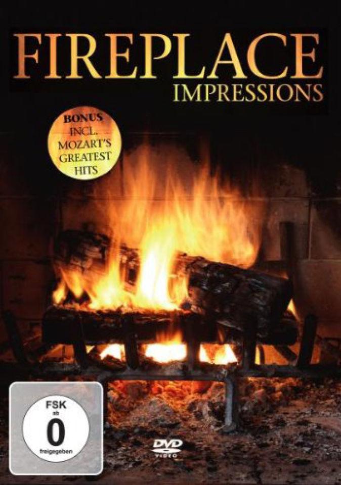 fireplace impressions dvd zavvi