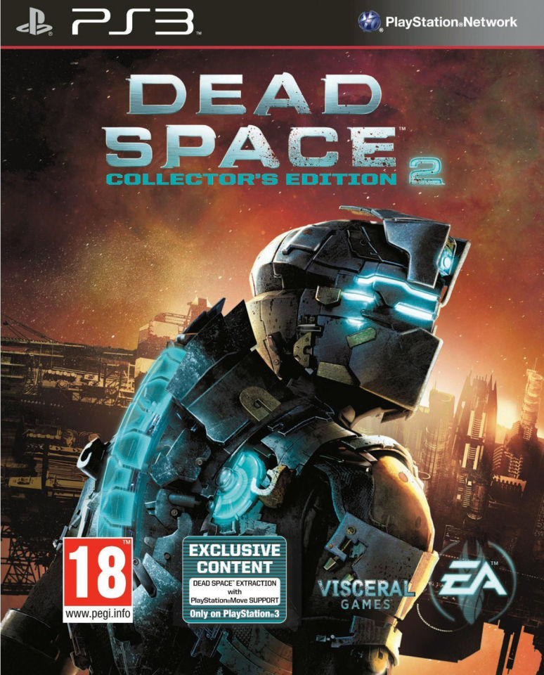 Dead space 2 limited edition ps3 excellent condition complete.