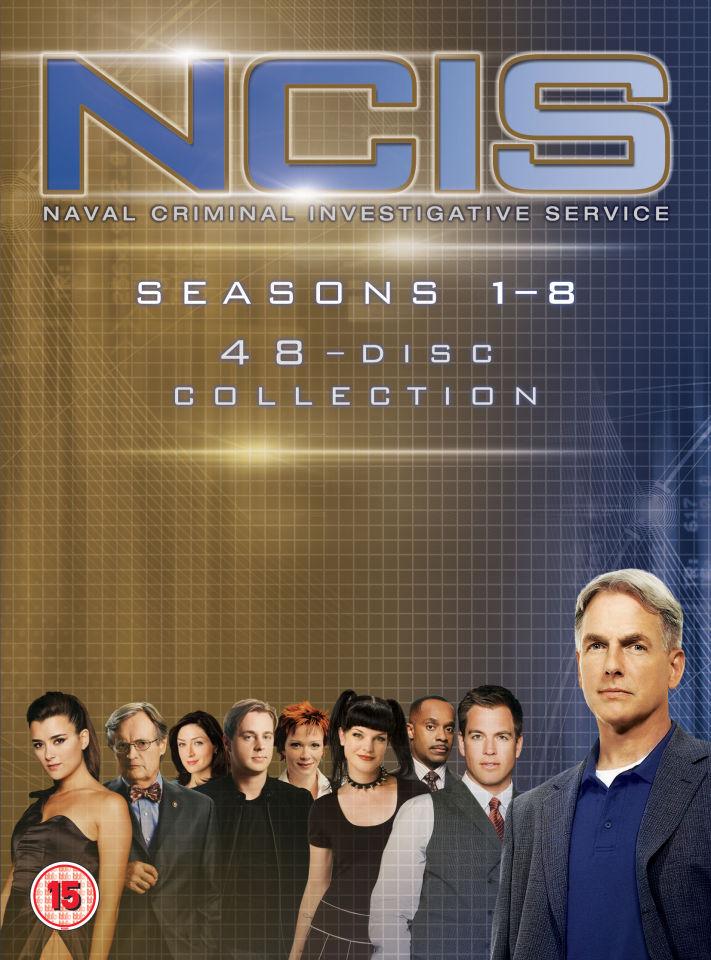 Ncis Seasons 1 8 Dvd Zavvi