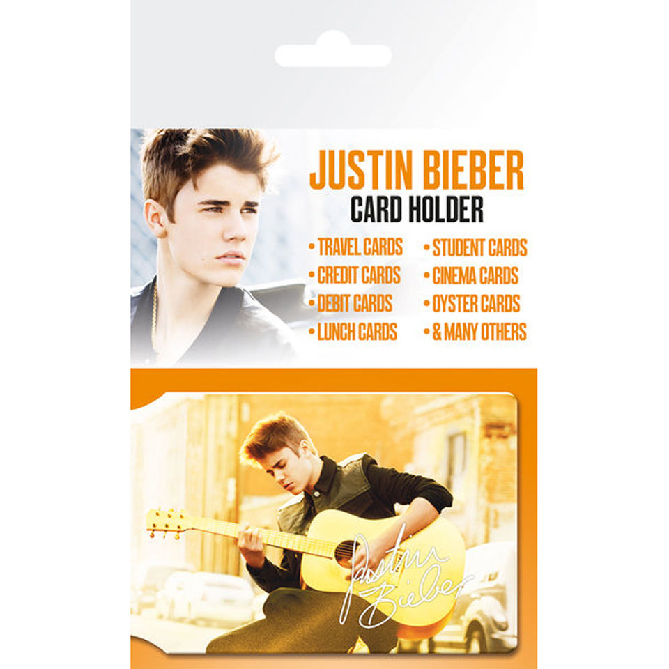 Justin Bieber Belieber - Card Holder
