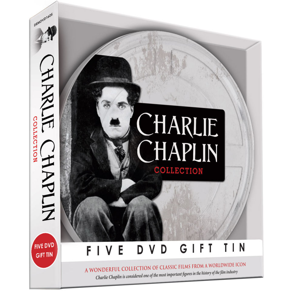 Charlie Chaplin Film Reel Collection