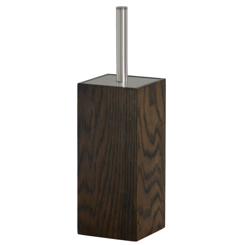 Wireworks Dark Oak Toilet Brush
